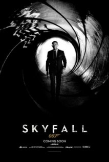 Skyfall Filmposter